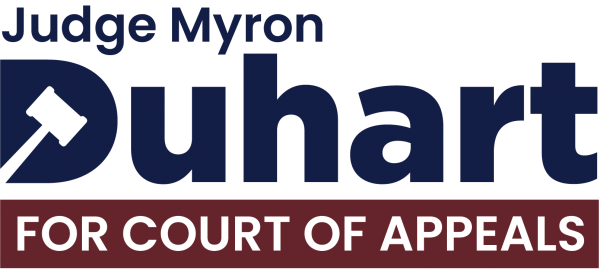 Judge Duhart for Court of Appeals
